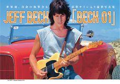 ジェフ・ベック超豪華写真集、伊藤政則のロックTV!で5冊限定販売 | Jeff Beck | BARKS音楽ニュース
