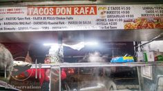 Salt Lakes Tacos Don Rafa & Late Night Street Tacos #APlaneTicketAndReservations #Travel #Foodie #Wanderlust #Blog