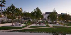 Place de la Breche, Niort by Studio Milou Architecture-07 « Landscape Architecture Works | Landezine