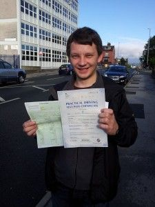 Congratulations to Anton - http://ultimatedriving.co.uk/congratulations-anton/