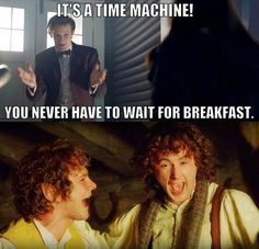 Lotr/ Doctor Who