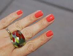 The perfect coral nail polish Coral Nail Polish, Coral Nails, Floral, Flowers, Flower
