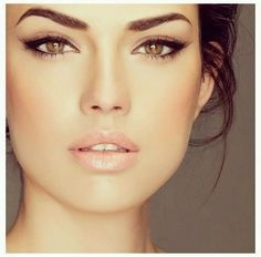 Step one: Hit the genetic lottery and have beautiful bone structure and brows like this.....