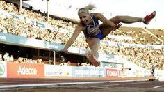 Photo#3: July 29, 2012 - Argentina - womens athletics - 173x307  Una atleta griega fue expulsada por un tweet racista