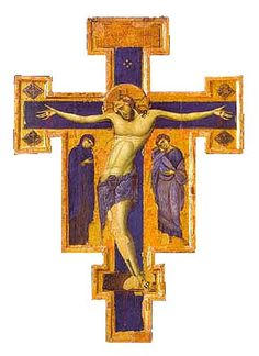 Unknown Master (Master of the Blue Crucifixes), Italian (active around 1250 in Umbria)