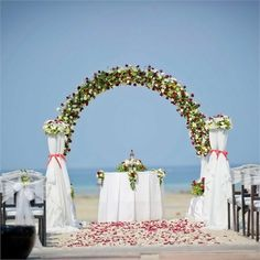Paige & Ashley's Wedding - Beach Ceremony