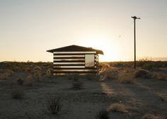 Lucid Stead installation / Phillip K Smith III