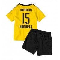 Borussia Dortmund Mats Hummels #15 Replica Home Baby Kit 2019-20(+ Short pants) Short Sleeve