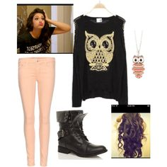 """Bethany mota inspired "" by sara-ali2455 on Polyvore"