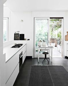 a quiet retreat in Milan | (my) unfinished home
