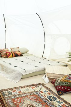 Now Here's a Glamping Experience We Can All Get Behind via @MyDomaine