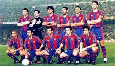 BARCELONA contra AIK Solna 06/03/1997