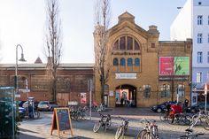 Market hall, Berlin