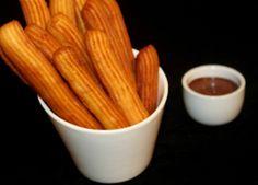 spaanse churros recept