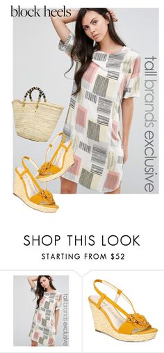"""dress"" by masayuki4499 on Polyvore featuring ADPT., Anne Klein and Giselle"