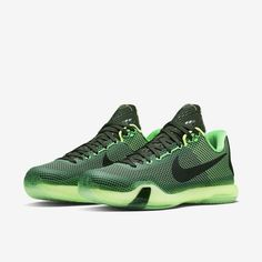 24eba024f409 These Kobe X  Green Vino  are launching this weekend. http