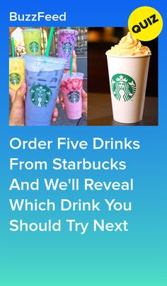 Tell Us Your Beverage Preferences And We'll Compare You To A Style Of Dance Quizzes For Kids, Quizzes Food, Quizzes Funny, Fun Quizzes, Starbucks Secret Menu Drinks, Starbucks Mugs, Gymnastics Quizzes, Buzzfeed Quizzes Love, Would You Rather Quiz