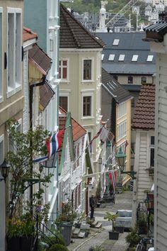 Nordnes - Bergen, Hordaland County, Norway