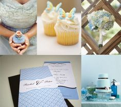 Blue is the most chosen wedding colour for Irish brides