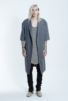 Fear of God Third Collection Lookbook