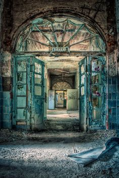 Now these are french doors!!  ..  Matthias Haker Photography