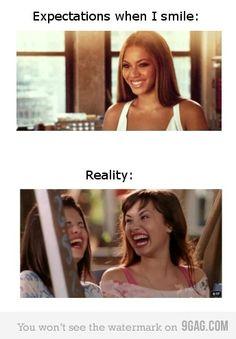 Hahahaha, it's really true though..