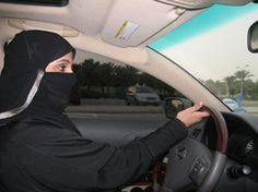 A royal decree currently prohibits Saudi women to drive. We must make their men acknowledge the true value of women driving jokes.