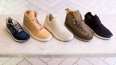 Find out how you can put together a smartly curated sneaker collection (instead of just jumping at every hyped-up new release) as Kith NYC founder Ronnie Fieg and Style Editor Will Welch show you the five types of sneakers every stylish man should have in his closet.