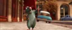 Rats Are Misunderstood and Ratatouille is Proof | Oh, Snap! | Oh My Disney