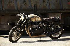 Triumph Thruxton CRD#20 ¨Impecable¨ / Encargos de otros clientes / motos / Home - Cafe Racer Dreams