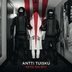 Antti Tuisku Peto on irti single cover