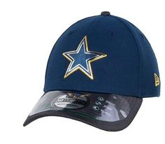 buy online bc325 ac795 Dallas Cowboys New Era Gold Collection On Field 39Thirty Cap