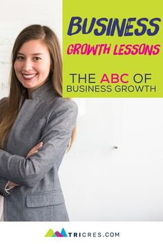 Do you know what all successful entrepreneurs with a growing business have in common? They implement the ABC of business growth and set themselves up for success. #growingyourbusiness #businessdevelopment #businessgrowth #businessgrowthstrategies #tricres Small Business Management, Growing Business, Successful Entrepreneurs, Time Management Skills, Leadership Tips, Sales Tips, Business Tips, Business Sustainability, Growth Mindset
