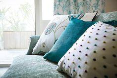 Tecidos Aldeco, colecção Coppelia - à venda na Nova Decorativa! #decoração #tecidos #homedecor #fabrics #Aldeco