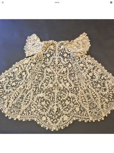 Embroidery Vintage Antique Lace Irish Crochet Ideas For 2019 Lace Embroidery, Vintage Embroidery, Embroidery Transfers, Embroidery Designs, Crochet Motif, Irish Crochet, Crochet Lace Dress, Crochet Edgings, Crochet Shawl