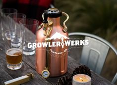 Shop online Growlerwerks at Huckberry for their bestselling uKeg 64 & 128, a portable, vacuum-insulated mini-keg. Exclusive online deals; up to10% off; free shipping on US orders $98+
