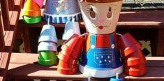 Ideas de muñecos con macetas Decoupage, Ideas Geniales, Keurig, Diy, Kitchen Appliances, Molde, Balloon Tree, Decorated Boxes, Cloth Art Dolls