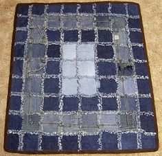 Memories By Anna Dawn: Jean Quilts - New and Improved!