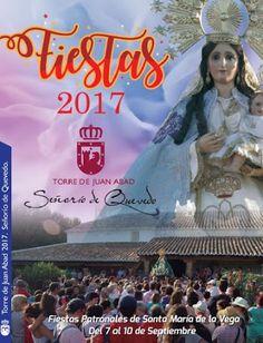 Torre de Juan Abad - Programación Feria y Fiestas 2017 - Del 7 al 10 de Septiembre de 2017