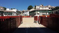 Chinchon, the medieval town
