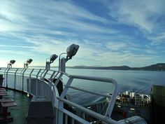 View from Rothesay Ferry by James Bullis-King