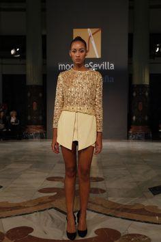 Vestido de la colección SS2013 ``1st Avenue´´ de Ivancampaña