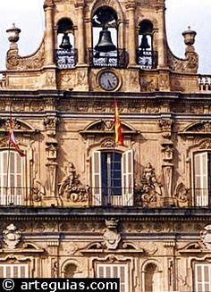 Ayuntamiento de Salamanca. Plaza Mayor