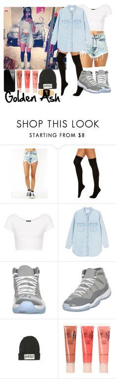 """Jordan Cocaine"" by fashionsetstyler ❤ liked on Polyvore featuring Foot Traffic, Topshop, Monki, Retrò, Dimepiece, Paul & Joe, Casio, women's clothing, women's fashion and women"