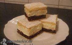 Jugó krémes Cheesecake, Food, Cheesecakes, Essen, Meals, Yemek, Cherry Cheesecake Shooters, Eten