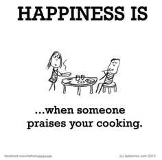 I love Cooking :)