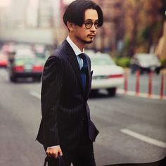 Japanese Men, A Good Man, Fasion, Hair Cuts, Hair Beauty, Hairstyle, Mens Fashion, Suits, Boys