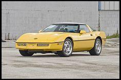 1990 Chevrolet Corvette R9G Challenge Race Car 11 Miles, Never Raced or Dealer Prepped