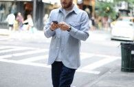 New York City Street Style: August 18, 2014 | Four Pins