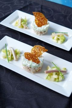 Clean Recipes, Cooking Recipes, Good Food, Yummy Food, Granny Smith, Happy Foods, Party Snacks, Food Design, High Tea